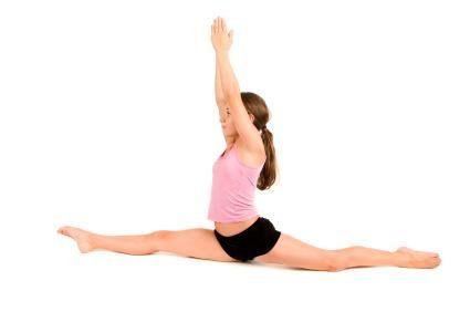 Упражнения для шпагата - эффективный способ добиться желаемой цели.