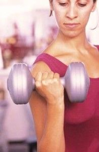 Молочная кислота в мышцах после силовой тренировки