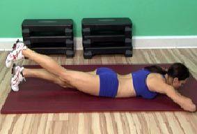 Упражнение для ног и бедер