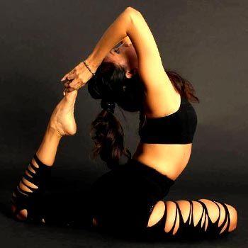 Упражнения на гибкость - развитие пластики тела
