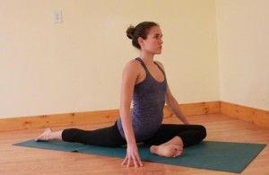 Йога - хорошее средство для развития гибкости тела