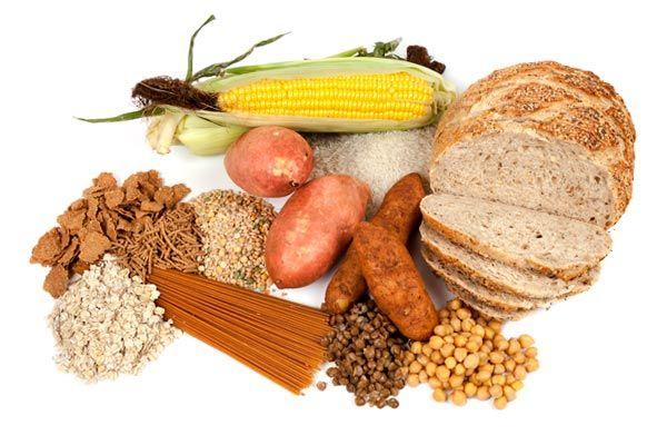 Спортивное питание в домашних условиях содержит углеводы