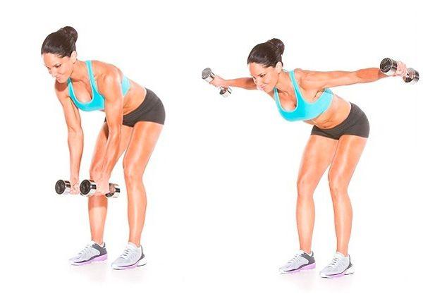 как накачать живот и похудеть