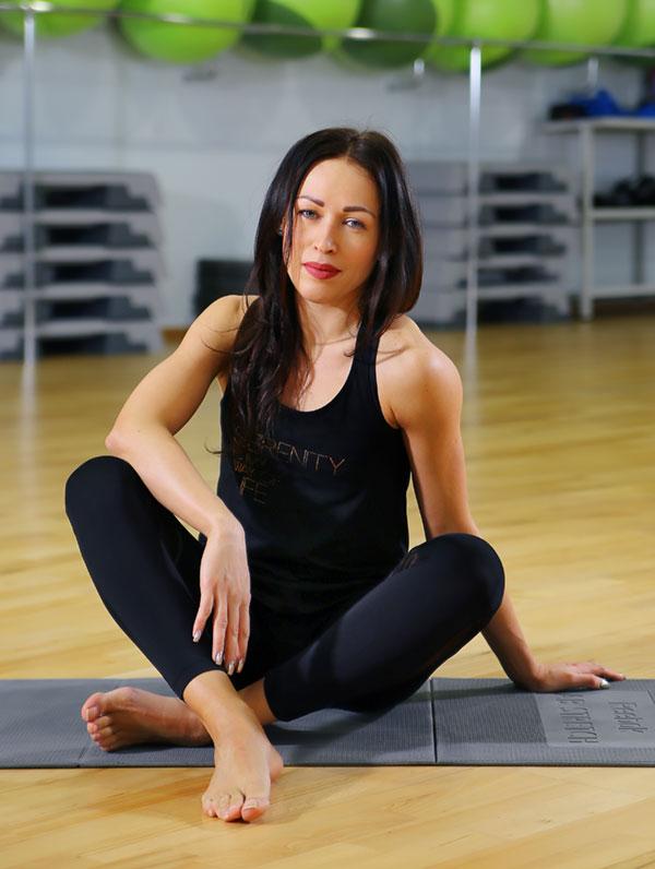 Ирина Соколова — тренер, инструктор групповых программ.