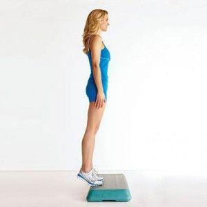 Подъем на полупальцы - основное упражнение на икроножные мышцы