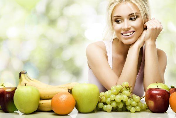 Прием витаминов необходим при похудении