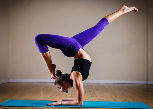 Упражнения для гибкости спины делают тело более пластичным