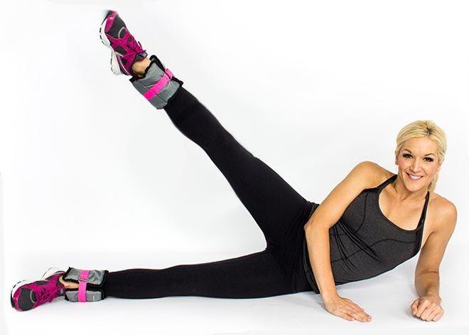 Утяжелители для увеличения нагрузки на ноги