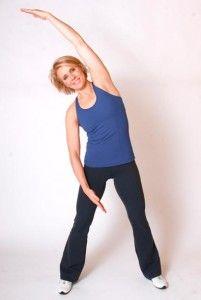Упражнения убрать живот и бока