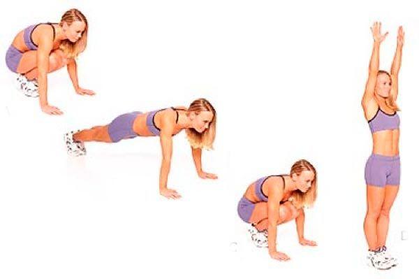 40 видов приседаний: плиометрические упражнения