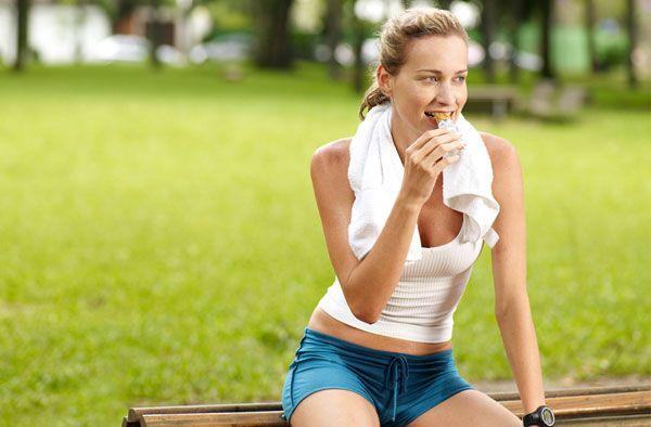 Питание после физических нагрузок